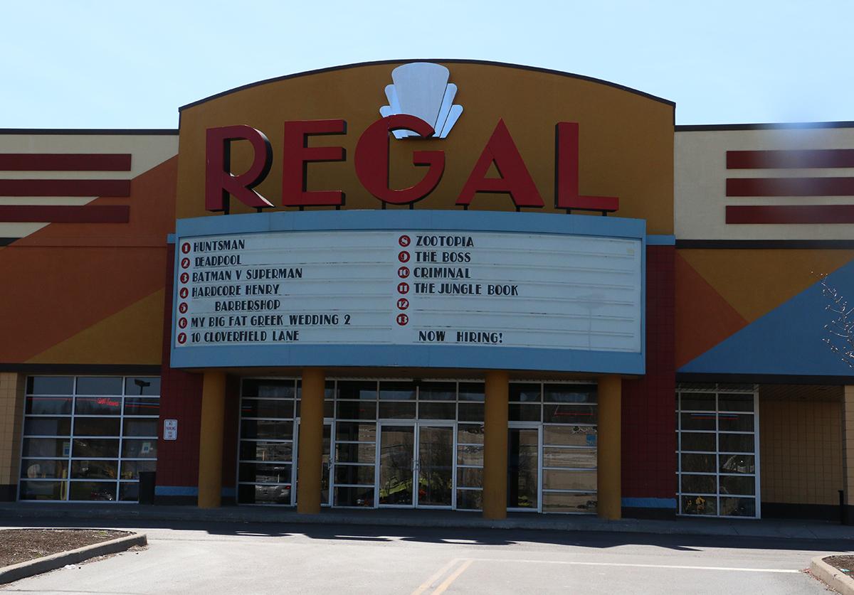 Regal Cinemas Eastview Mall 13