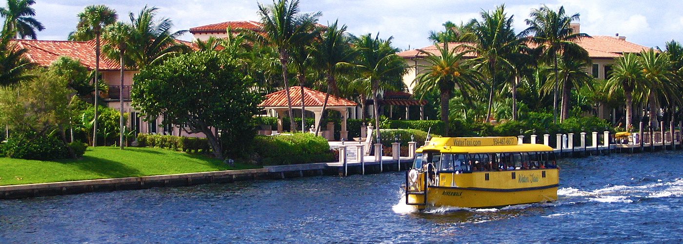 Intracoastal Waterway Tours Miami