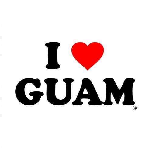 I Love Guam Guam