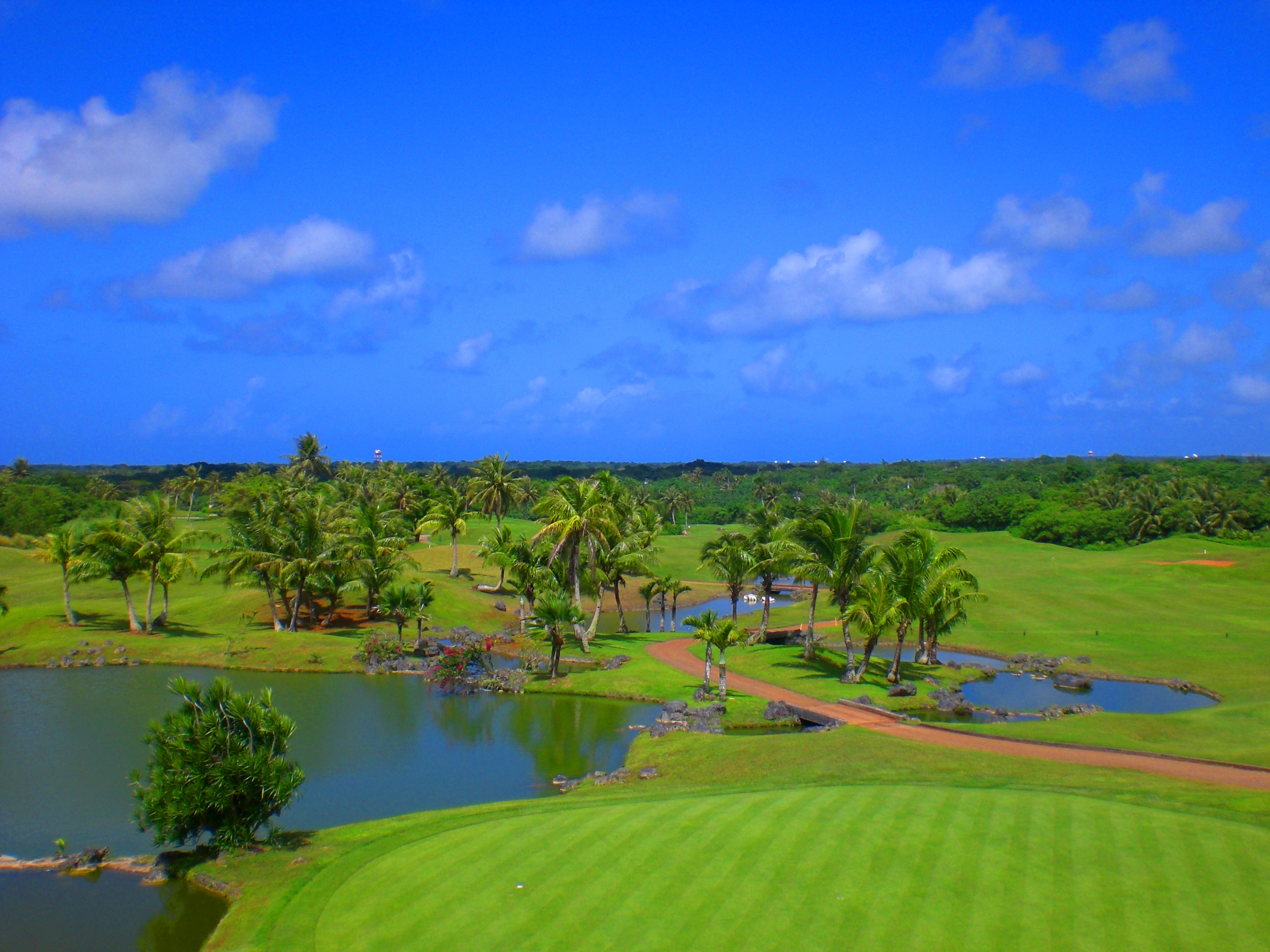 Guam Golf Courses Golfing Resorts And Country Clubs - Is guam a country