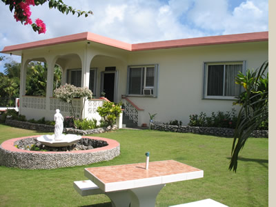 Guam Garden Villa Bed And Breakfast Homestay