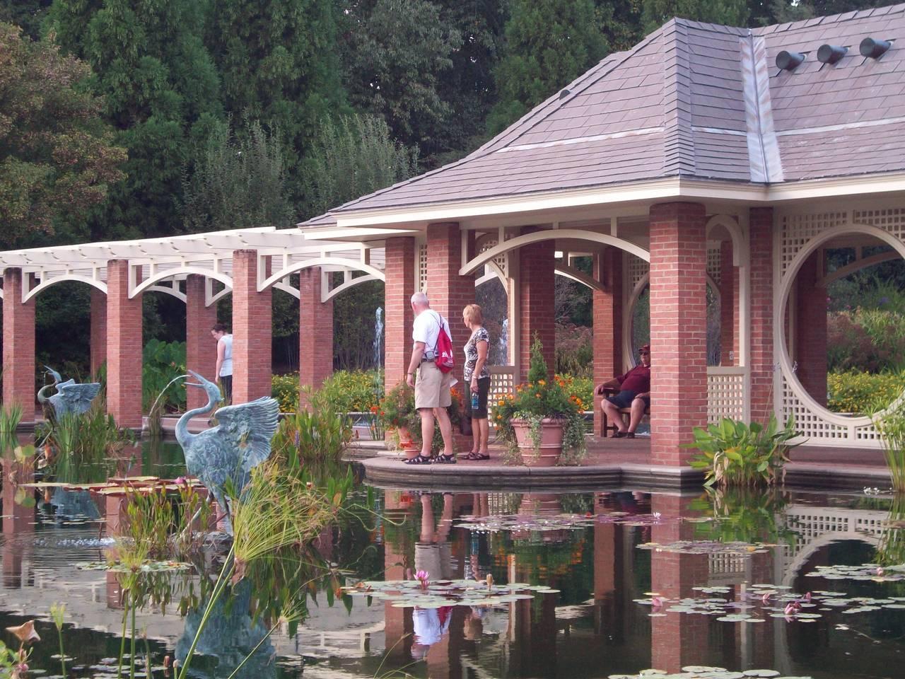 Merveilleux Huntsville Botanical Garden