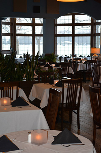 Pier Restaurant Dining Room