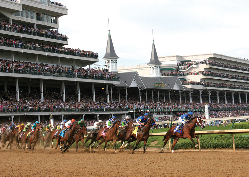 Photo of Churchill Downs