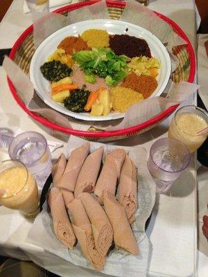 Photo of Abyssinia Ethiopian Restaurant