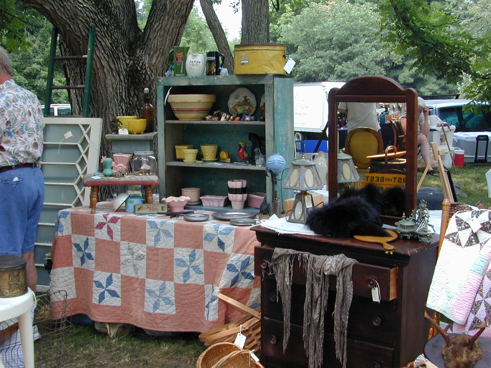 June Antiques Market