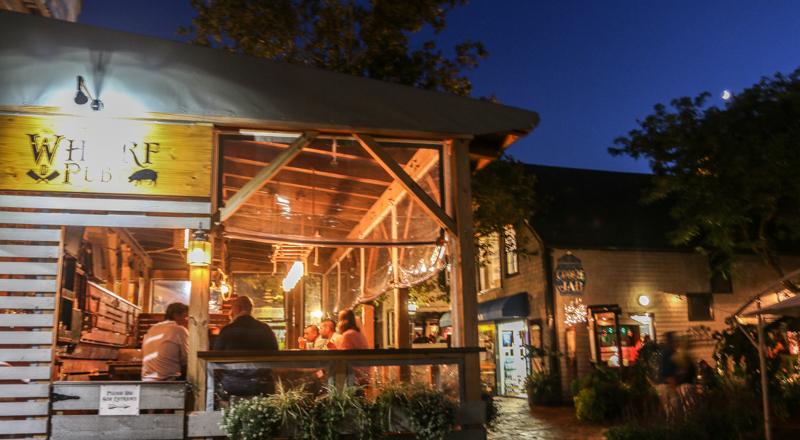 the wharf pub  u0026 raw bar