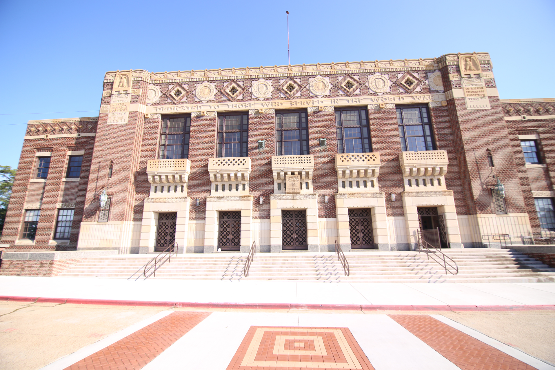 Halloween Tour of Shreveport Municipal Auditorium @ Shreveport Municipal Auditorium | Shreveport | Louisiana | United States