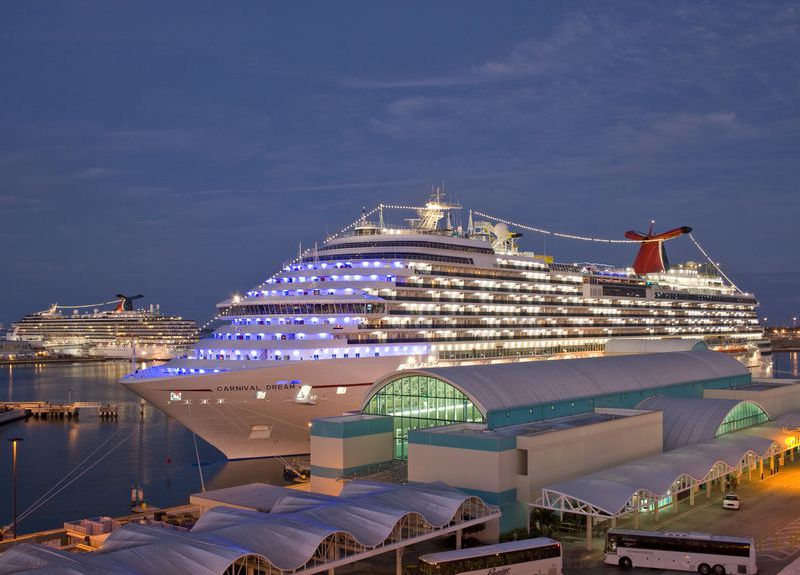 Carnival Cruise Lines Inc - Cruise lines from florida
