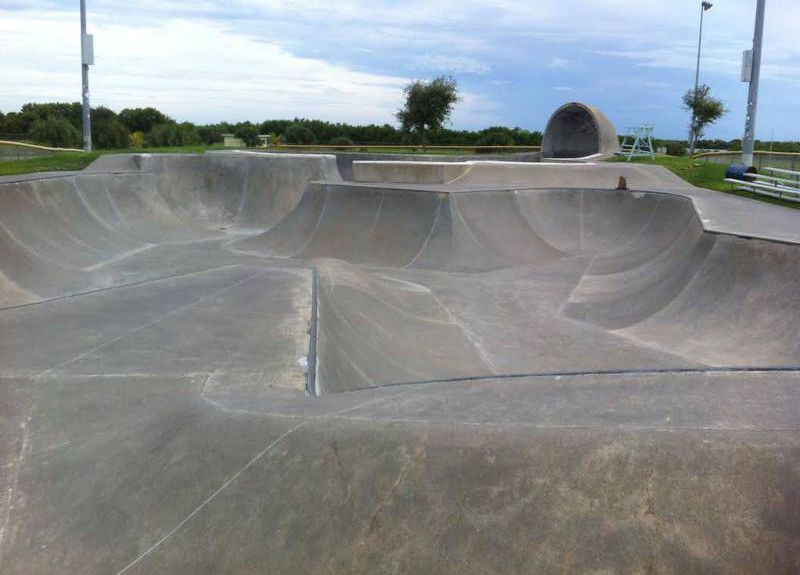 Image result for Cocoa Beach Skate Park