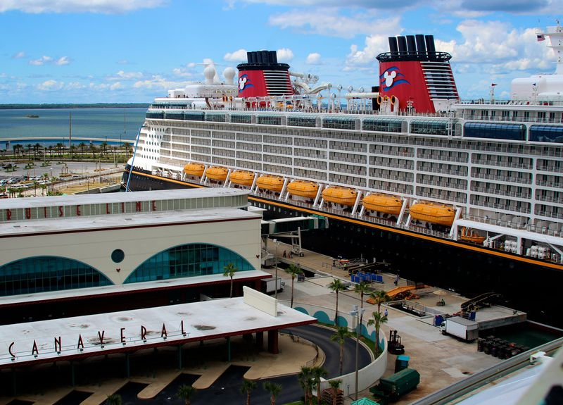Disney Cruise Line - Cruise lines from florida
