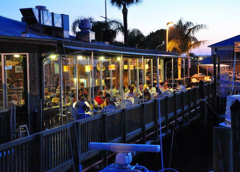 Image result for Grills Riverside Seafood Deck & Tiki Bar