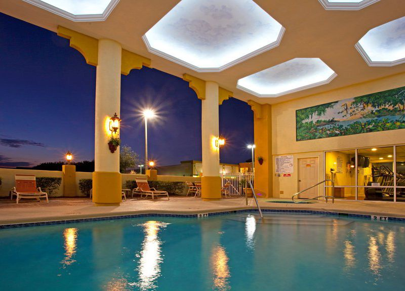 Holiday Inn Express Cocoa Beach Pool