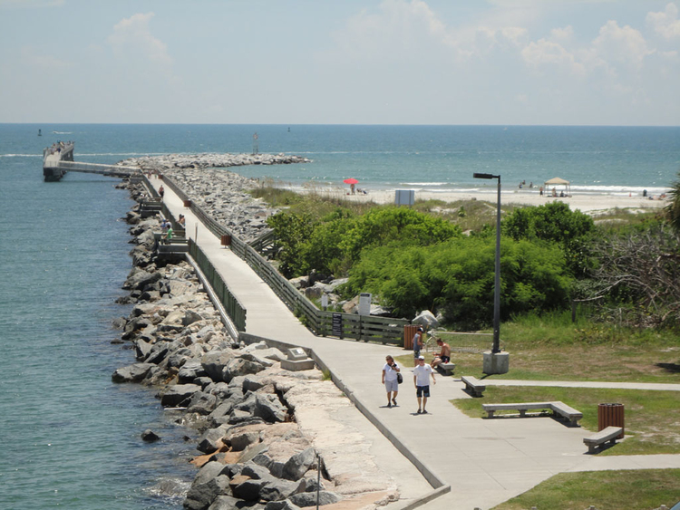 Related keywords suggestions for jetty park for Cape canaveral fishing report