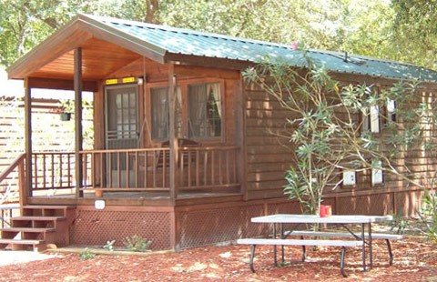KOA Campground Titusville Kennedy Space Center Cabin