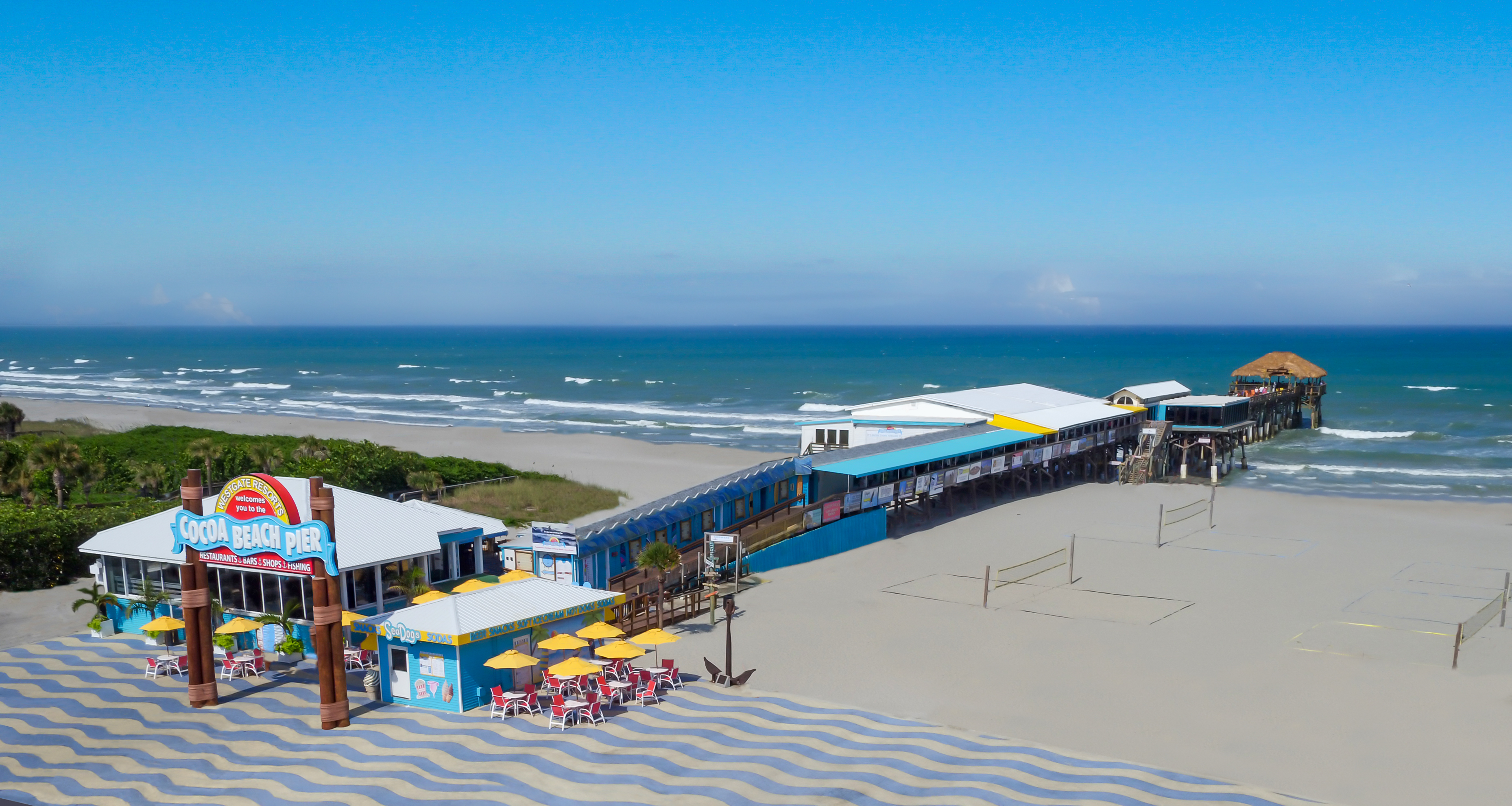 Image result for Cocoa Beach Pier