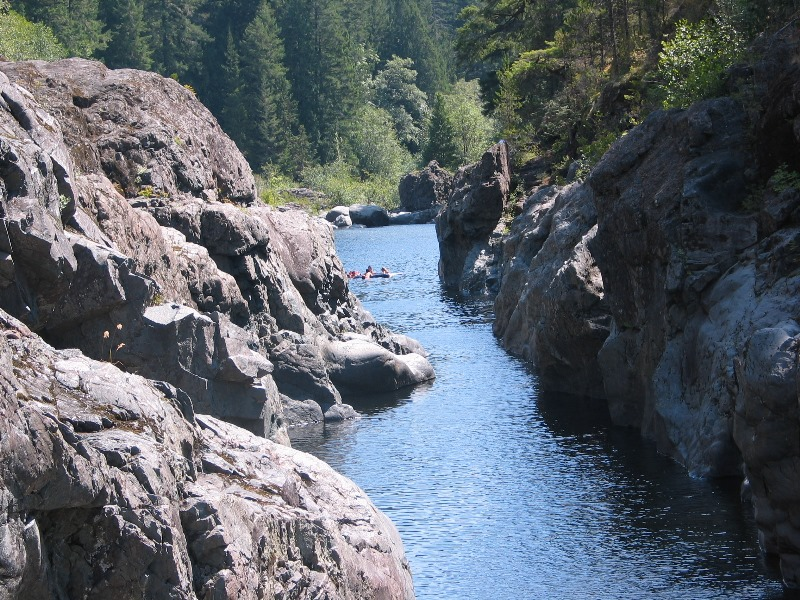 Sooke Potholes – The Land Conservancy of BC