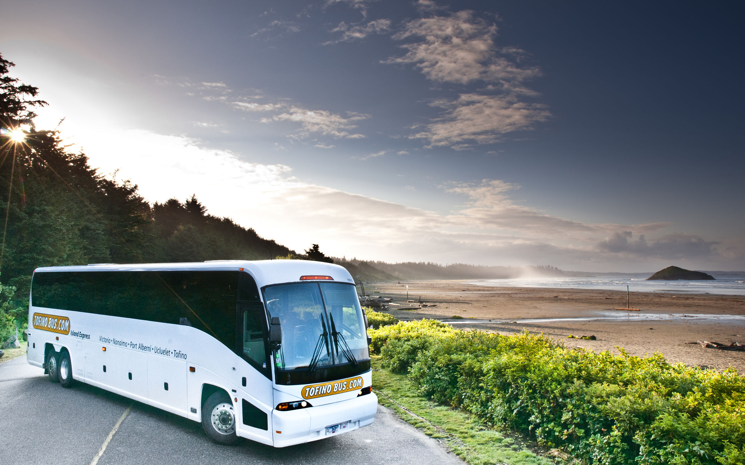 Tofino bus coupons