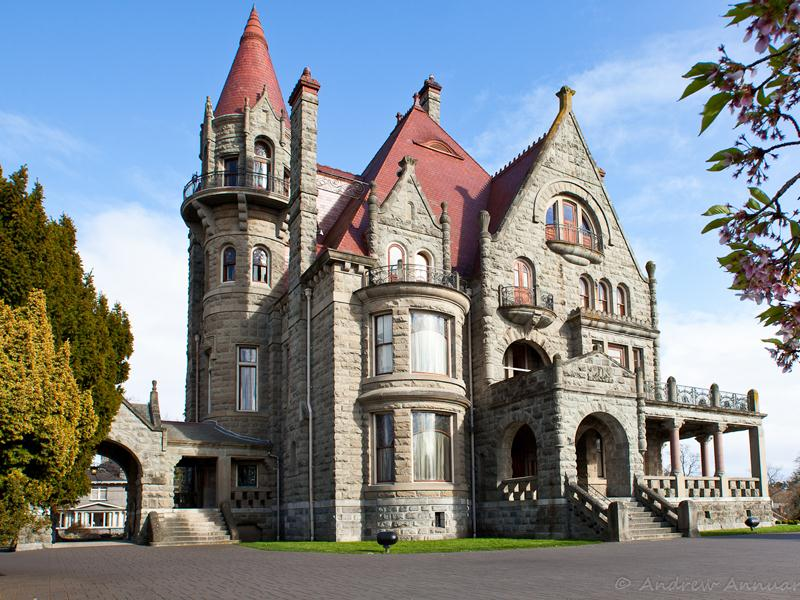 Craigdarroch castle historic house museum victoria bc for The victoria house