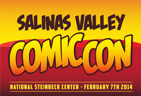 Comic Con in Salinas