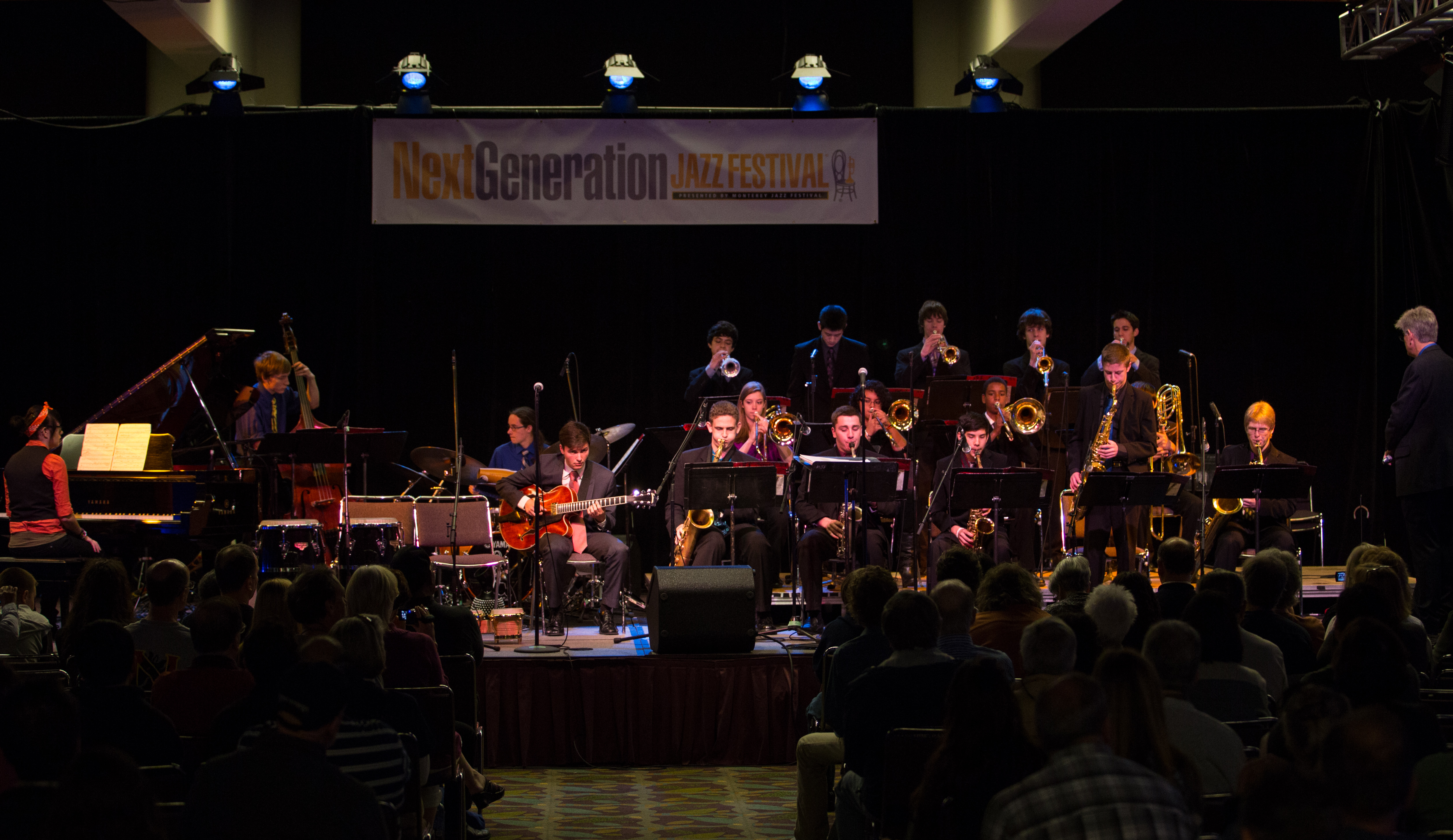 Next Generation Jazz Festival