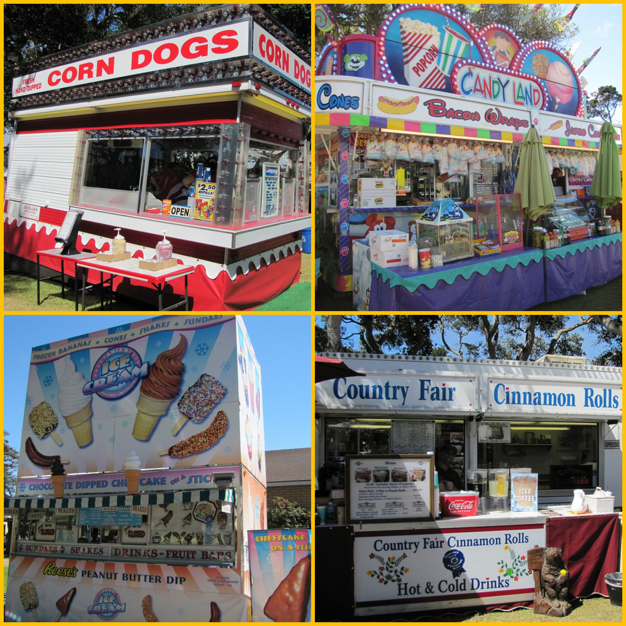 Fair Food at the Monterey County Fair