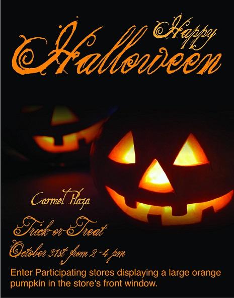 Halloween at Carmel Plaza