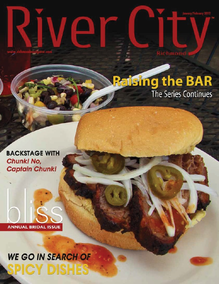 River City Article Page 1