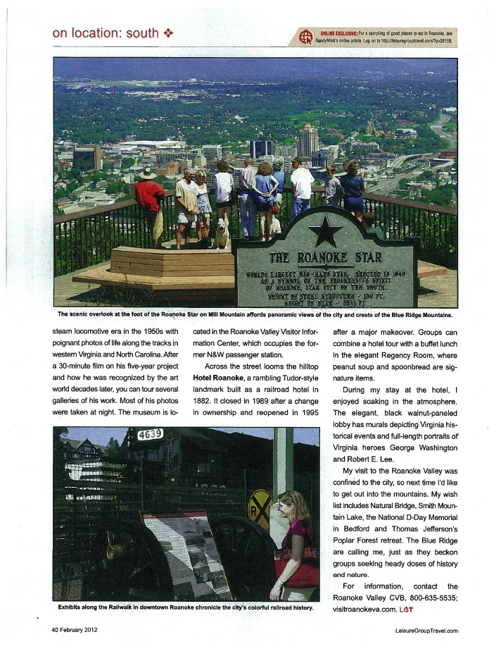 Roaming Roanoke Page 3