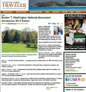 National Parks Traveler Small
