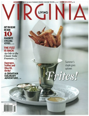 Virginia Living Cover Small
