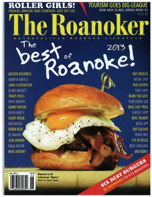 Roanoker Cover Small
