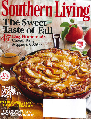 Southern Living 9/13 1
