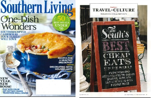 Southern Living Cheap Eats