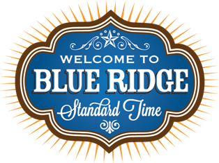 Blue Ridge Standard Time Small Logo