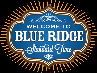 Blue Ridge Standard Time Small Logo