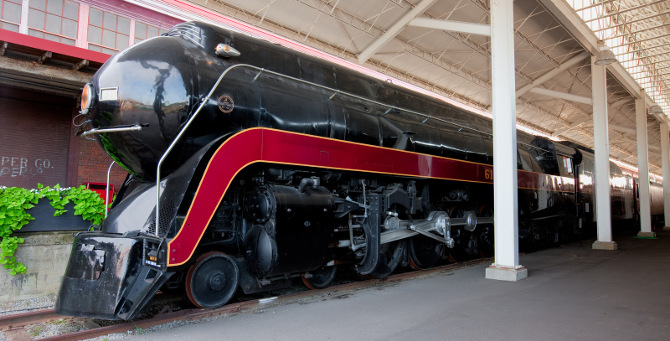 611 Steam Locomotive