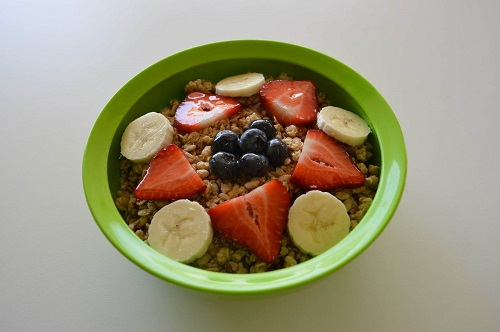 Granola Bowl at Thrive