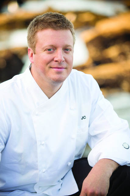 Chef Justin Cogley