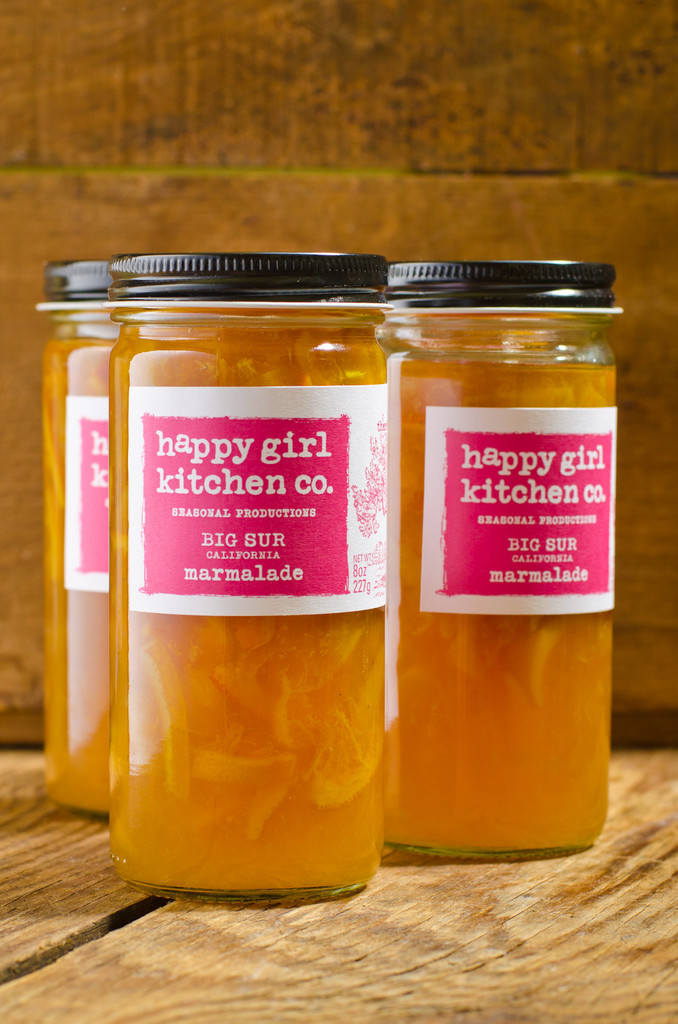 Big Sur Marmalade from the Happy Girl Kitchen