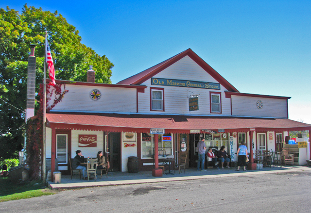 The Old Mission General Store