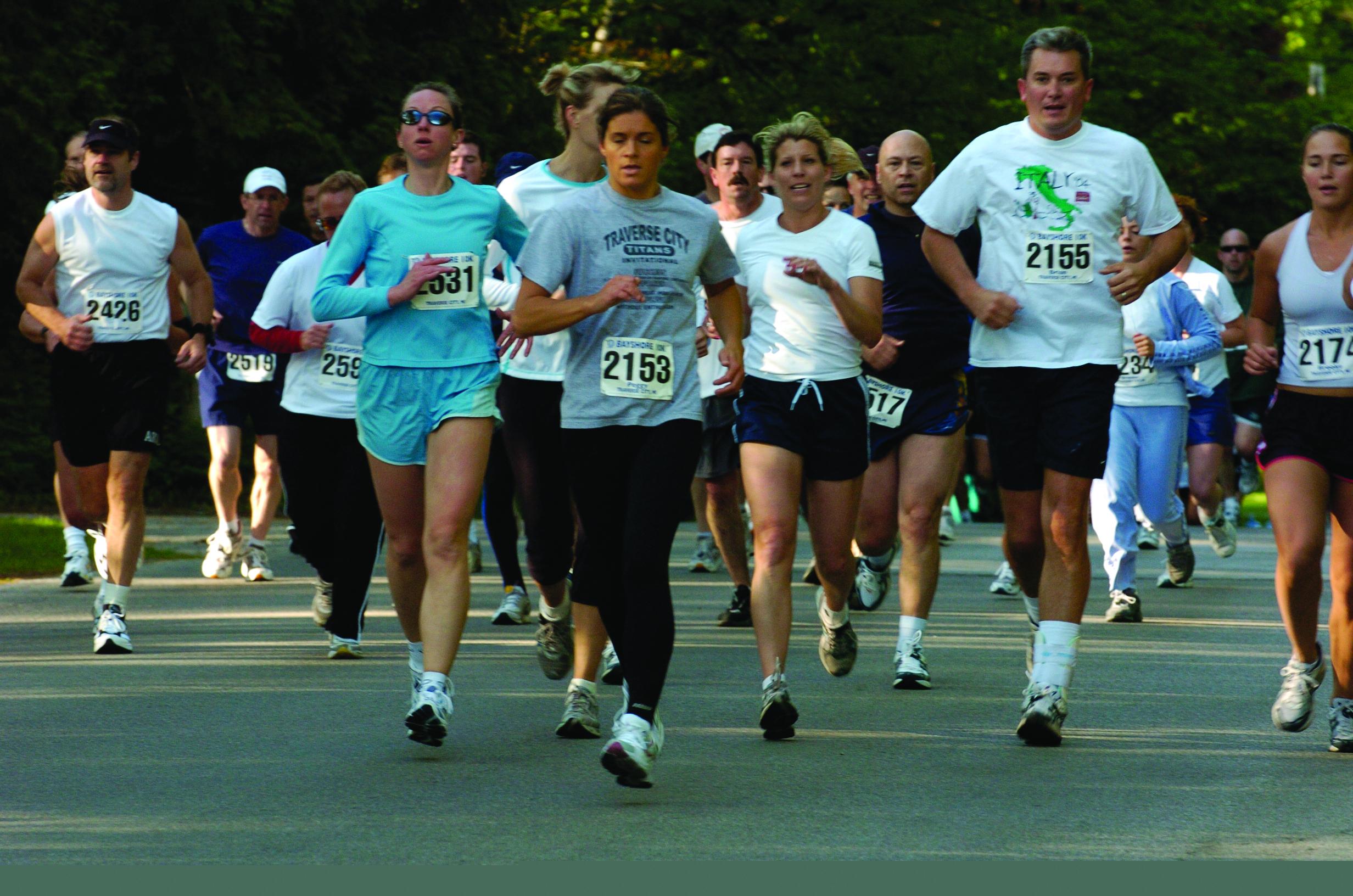 The Bayshore Marathon
