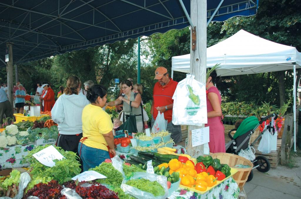 Sara Hardy Farmers Market