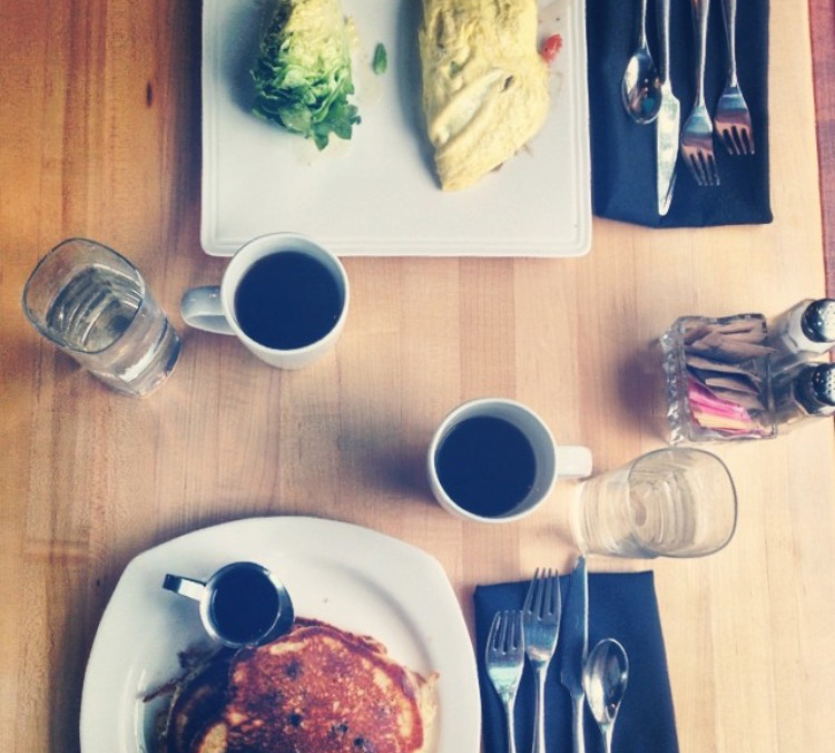 Breakfast at Towne Plaza