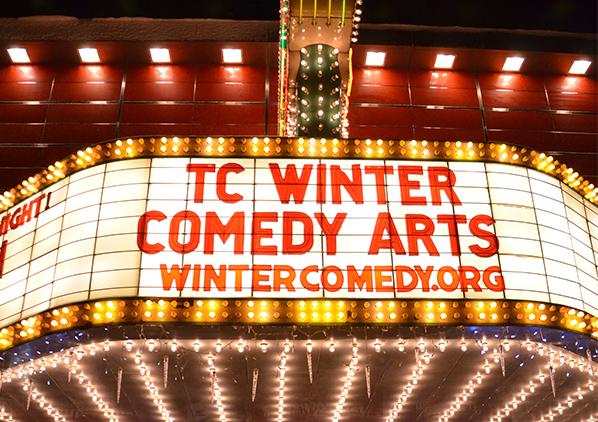 Winter Comedy Arts Festival