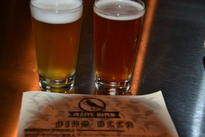 Beer at Rare Bird
