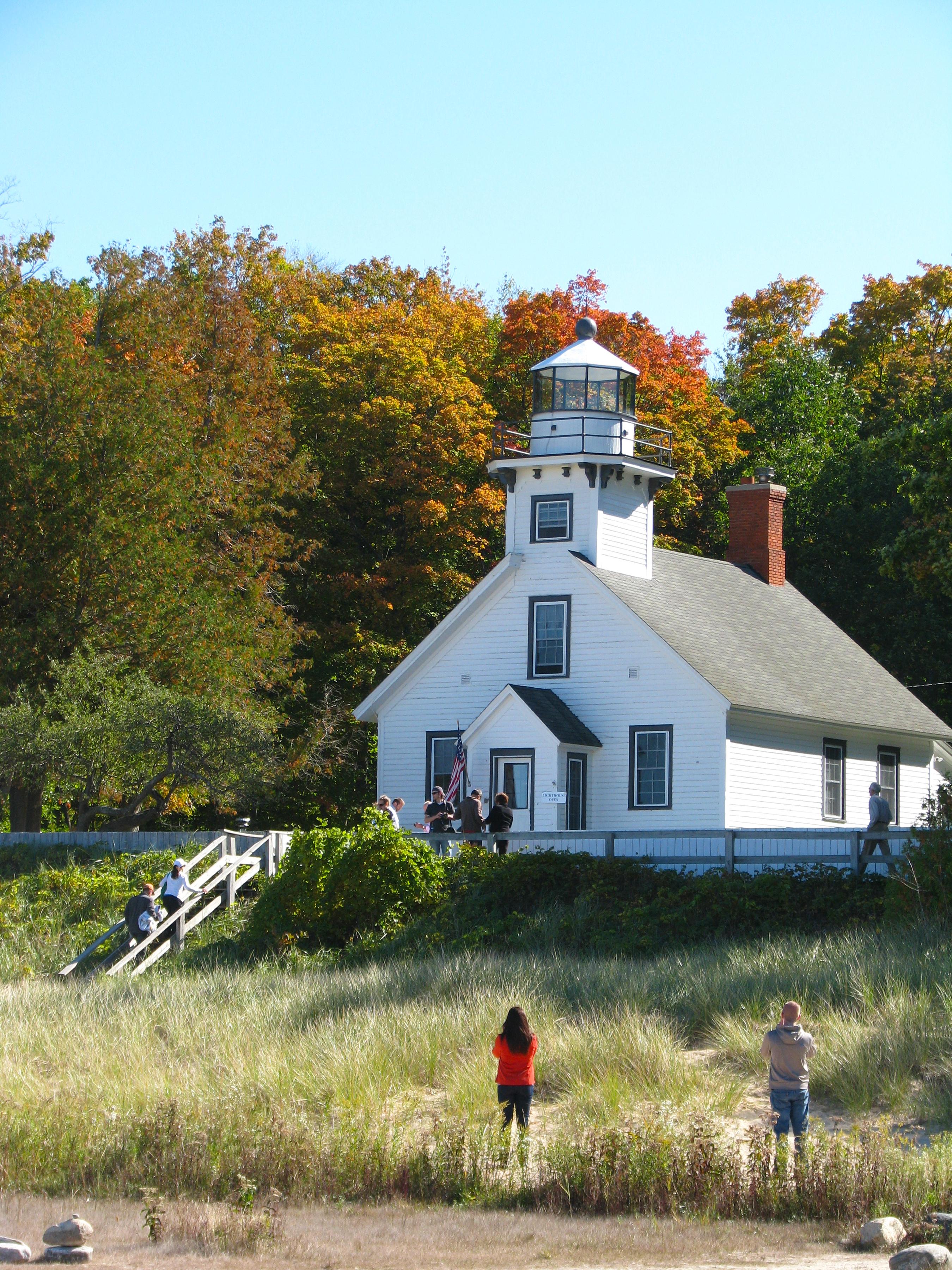 lighthouse old mission peninsula michigan ekenasfiber rh ekenasfiber johnhenriksson se