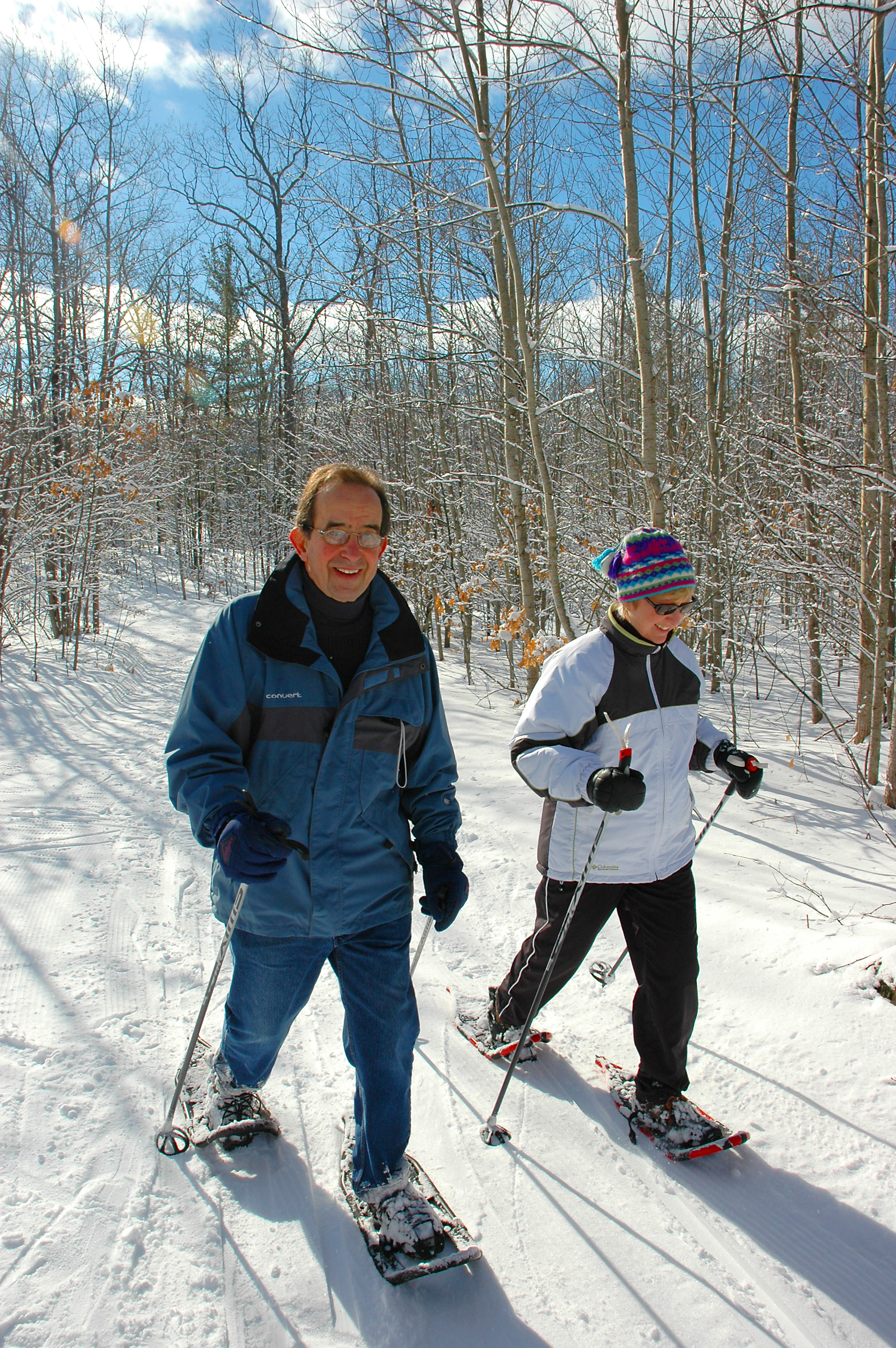 snowshoeing Timber Ridge 5