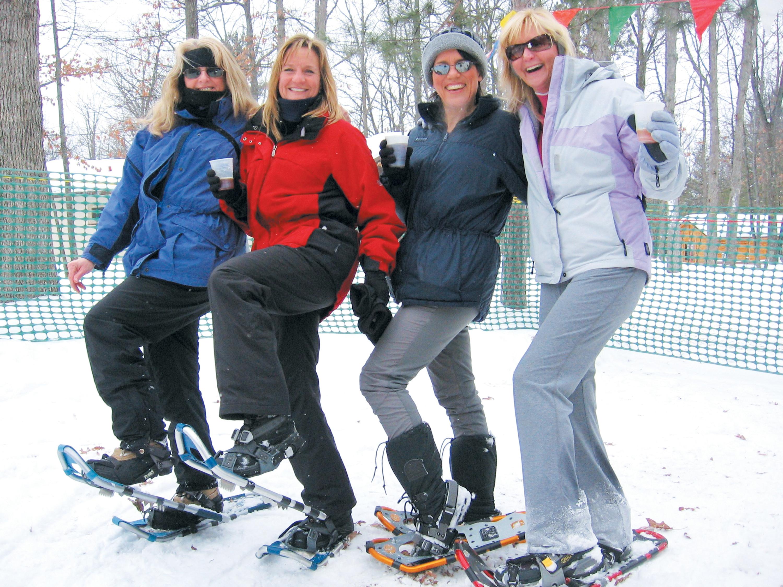 Timber Ridge Ladies Showing Shoes