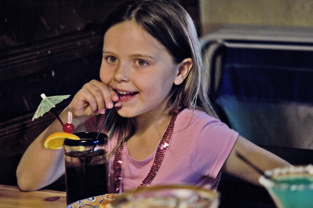 "Just 'cause we're a ""foodie town,"" that doesn't mean kids won't have fun eating here!"